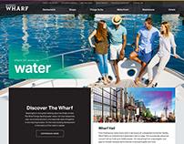 Wharf DC Website