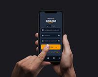 Amazon - Sign up 📦