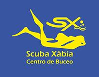 Scuba Xàbia Website Redesign