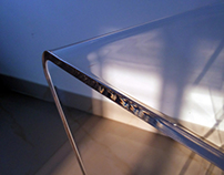 Product Design - Acrylic Table (2013)