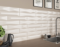 Ceramic tile. Absolut Keramica. nicepicturesco.com