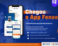 Lançamento APP | Fenae