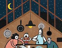Farm Table menu cover 2016 Q4