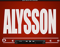 Alysson Marvel Vinheta