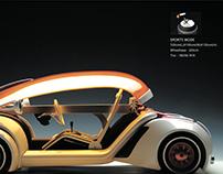 Bebop - a concept car