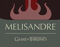 Melisandre - Character Design