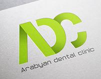 Logo design for Arabyan Dental Clinic