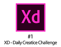Xd Daily Creative Challenge #1