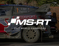 M-Sport Champions poster