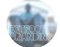 Leftfoot Branding: Logo Looks