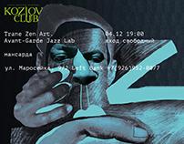KozlovClub posters. December