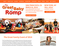 The Great Baby Romp