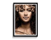 Portraiture - Gaia