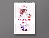 Calendar Design 2019 Project-1