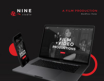 Nine Studio - A Film Maker, Studio, Agency & Blogger WP