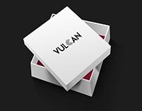 Vulcan Logo Design