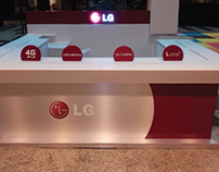 kiosk LG - AB Projetos