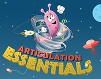 Articulation Essentials Speech Therapy App