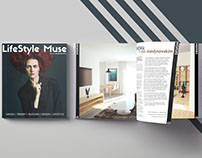 LifeStyle Muse Project Online Magazine