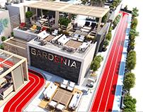 Grdenia - Roof
