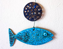 Fish Mobiles