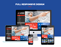 Full responsive design for AAFM