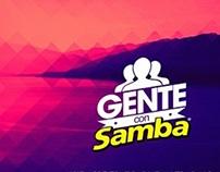 CONTENIDO: Gente con Samba / SAVOY