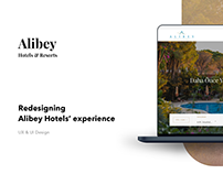 Redesinging Alibey Hotel's Experience