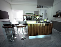 Kitchen Design-Poggenpohl Segmento