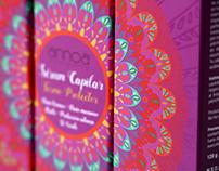 Annoa línea capilar · Hair Care Annoa