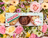 Krispy Kreme - Mother's Day Campaign 2017