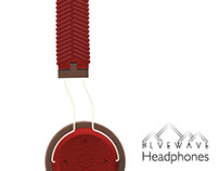 Bluewave Headphones