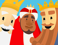 Reyes Magos de Puertollano 2015