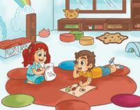 Children's Armenian /English Language Book