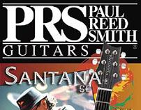 PRS Paul Reed Smith Guitars