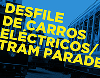 STCP / DESFILE DE CARROS ELÉCTRICOS