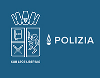 Restyling of Italian State Police