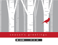 Edge Animation: Holiday Cards