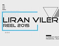 LIRAN VILER | REEL 14\15