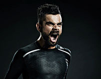 Adidas India Campaign with Virat Kohli