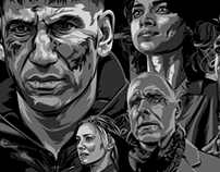 The Punisher • Alternative Poster