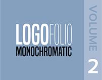 LogoFolio monochromatic Volume 2 [2007-2016]