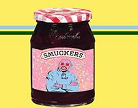 Smuckers - Concept Art
