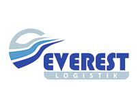Everest Logostik - Logo Design Transport Company