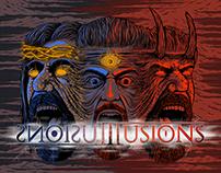 'Illusions' - Band Artwork