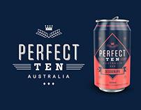 Perfect Ten craft beer