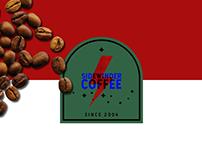 Sidewinder Coffee Branding