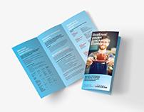UniCredit Bank. Leaflets