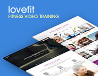 LOVEFIT - Fitness Video Training