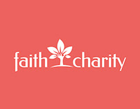 Faith Charity Logo Design